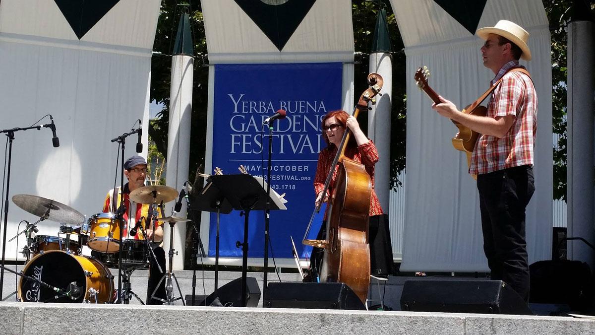 July Rewind Yerba Buena Gardens Festival
