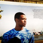 Photo and quote from Kmani Baxter from Unseen Project at Alcatraz
