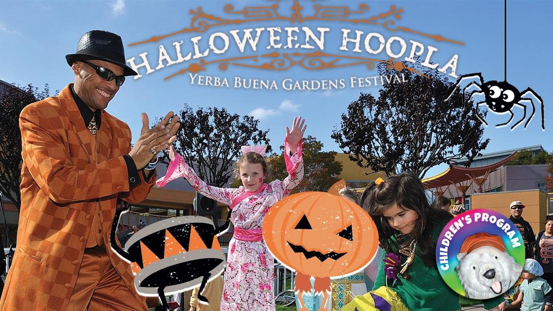 Halloween Hoopla At Yerba Buena Gardens Festival
