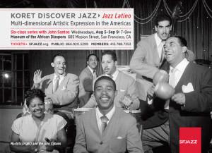 Postcard image for Koret Discover Jazz > Jazz Latino