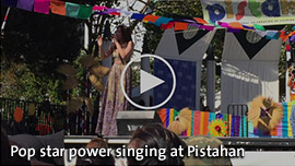 Photo of Pistahan singer from Youtube video