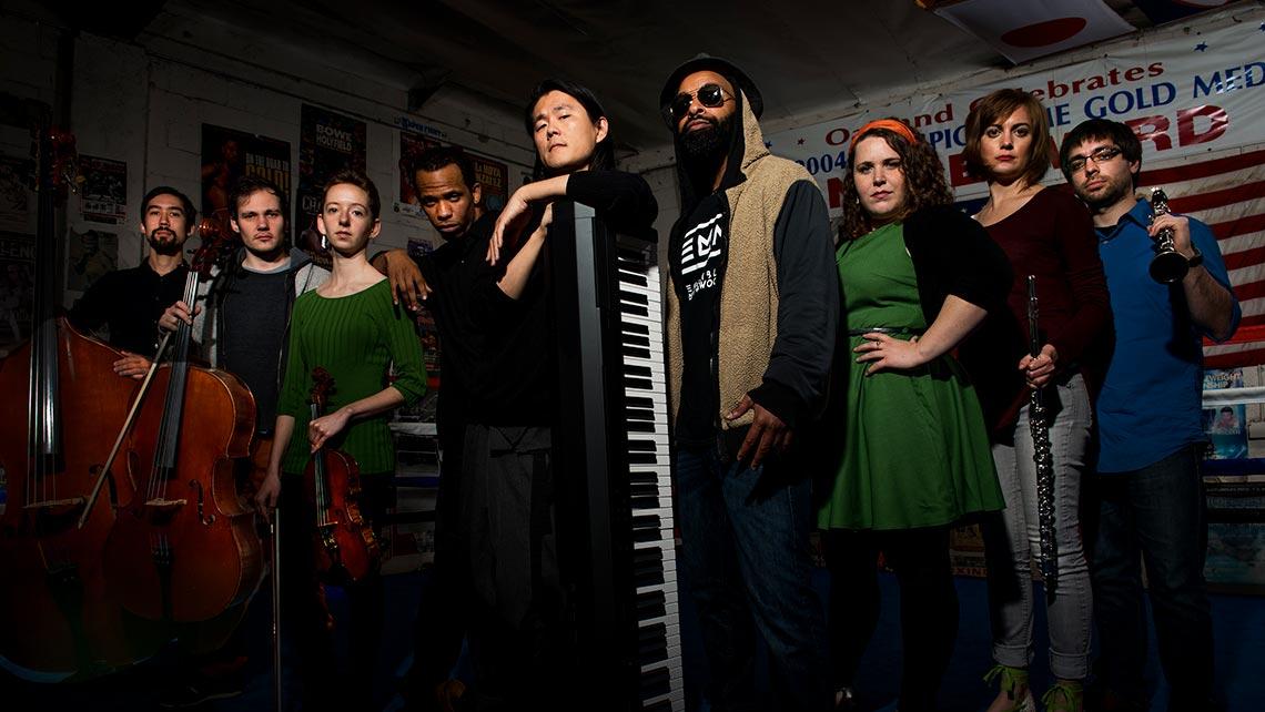 Photo of Ensemble Mik Nawooj