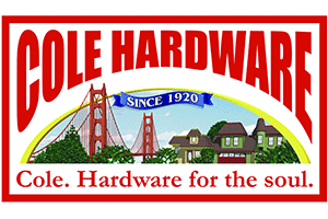 Cole Hardware. Cole. Hardware for the soul.