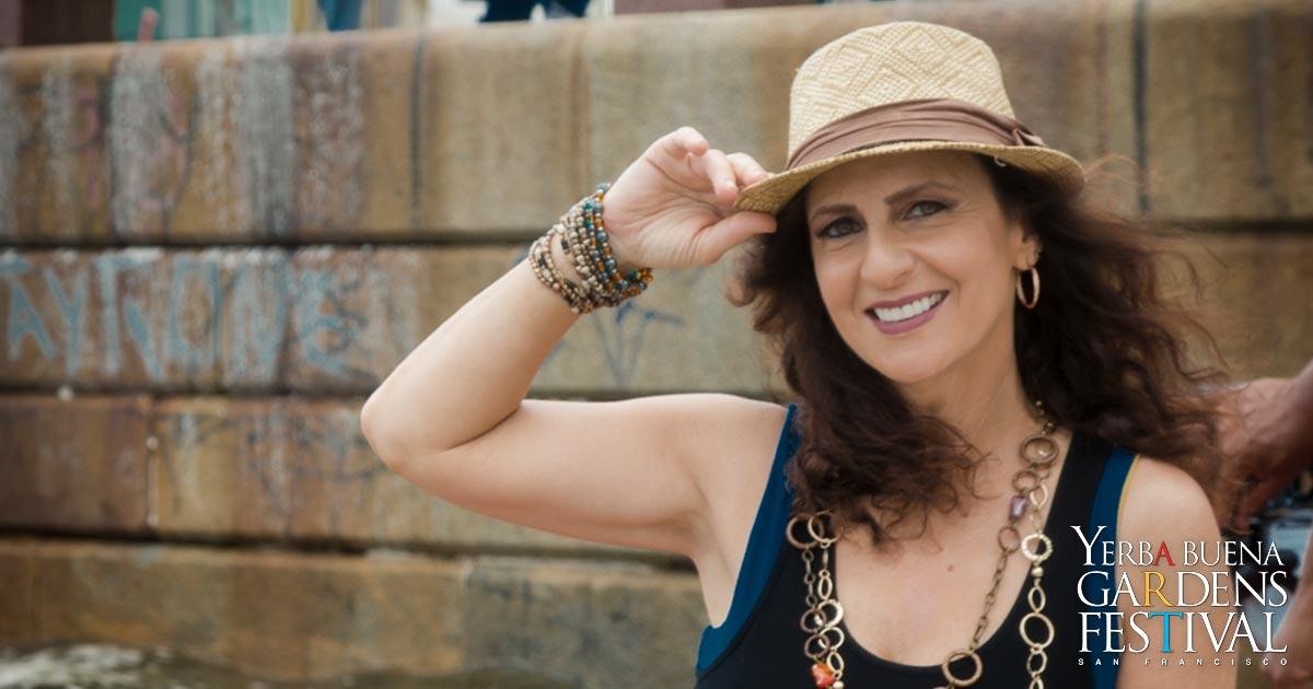 photo of Sandy Cressmans